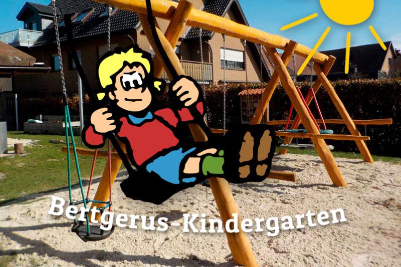 FOS Praktikumsplatz im Bertgerus-Kindergarten