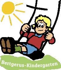 Logo Bertgerus-Kindergarten